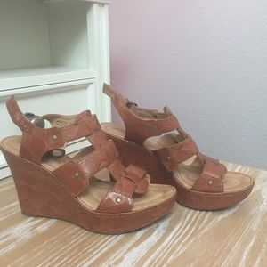 Born Crown wedge sandals